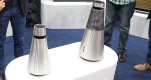 Bang & Olufsen BeoSound 1 / BeoSound 2 Antagelig markedets fineste 360-graders høyttalere