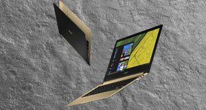Acers nye 13-tommer skal være verdens tynneste bærbare PC