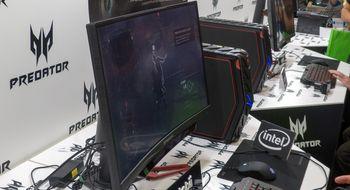 Acers nye skjermer lar deg sikte i spill med øynene