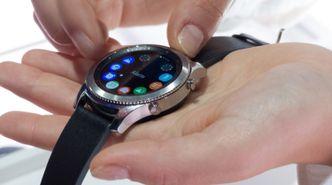 Slik er splitter nye Samsung Gear S3