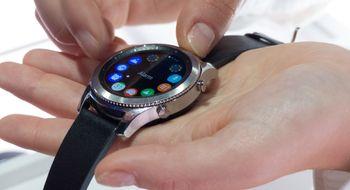 Samsung Gear S3 Slik er splitter nye Samsung Gear S3