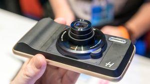 Et helt kamera er årets sprøeste telefontilbehør