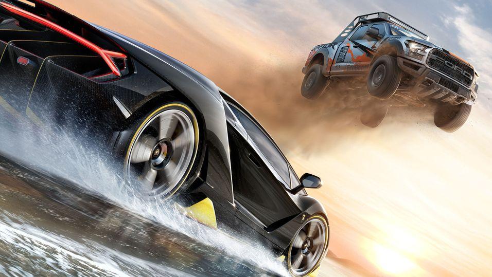 Dette krever Forza Horizon 3 av PC-en din