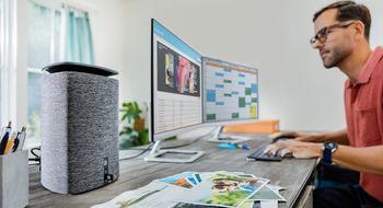 Pavilion Wave er HPs nye generasjon hjemme-PC