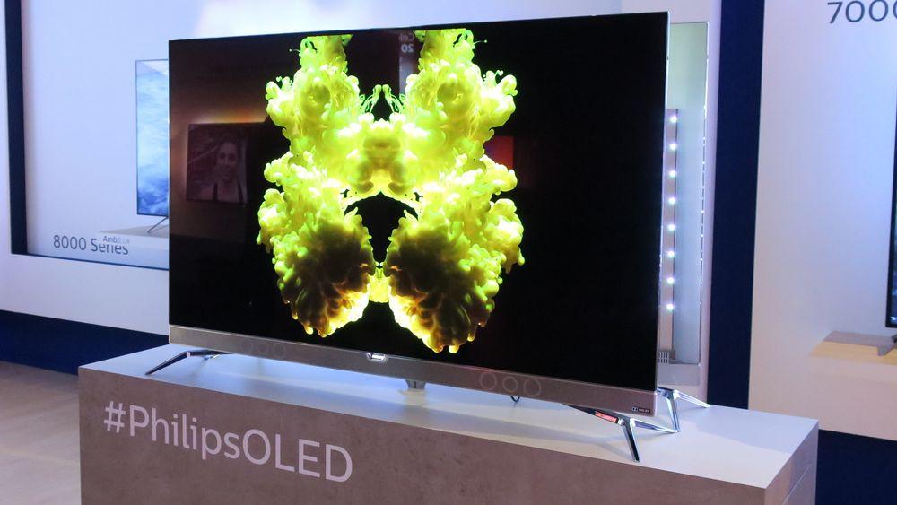 Philips har lansert en OLED-TV