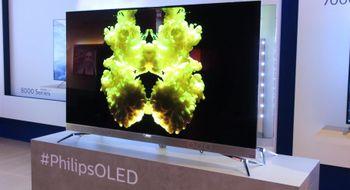 Philips 55POS901F Philips' nye OLED-flaggskip er virkelig flott å se på