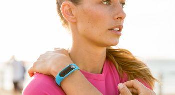 Dette treningsarmbåndet måler muskelmasse og fettprosent