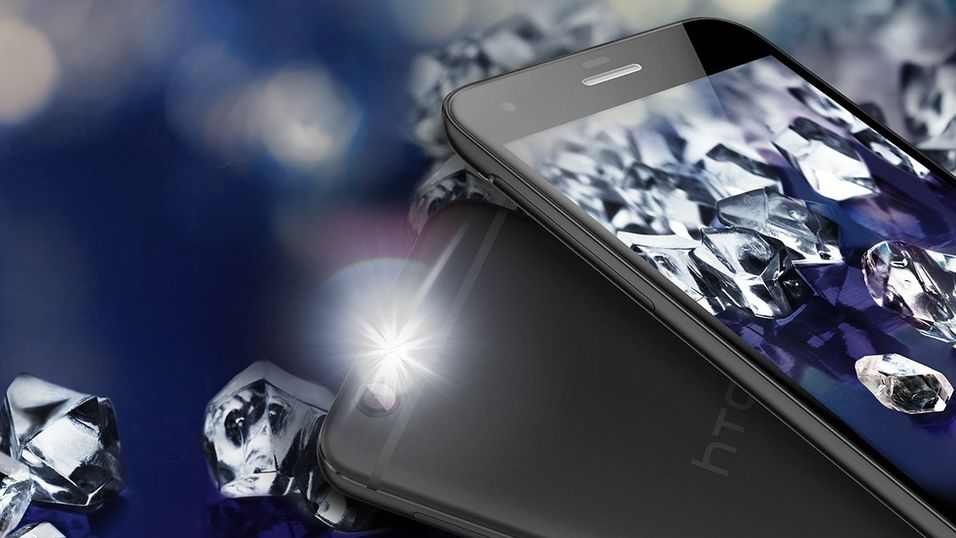 HTC One A9s.