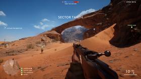 Battlefield 1-betaen var populær.
