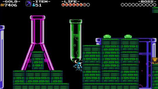 Shovel Knight er ganske enkelt et bunnsolid plattformspill.