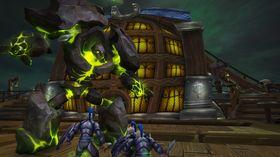 «Class Trials» lar deg spille gjennom Legions innledende oppdrag.
