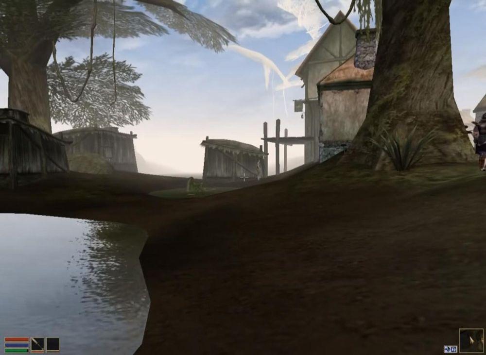 Seyda Neen er landsbyen spilleren blir sendt til først.