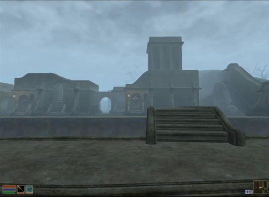 Morrowind er glimrende på å formidle en forlokkende og mystisk stemning.