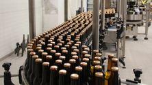 Nytt bryggeri - med moderat automatisering