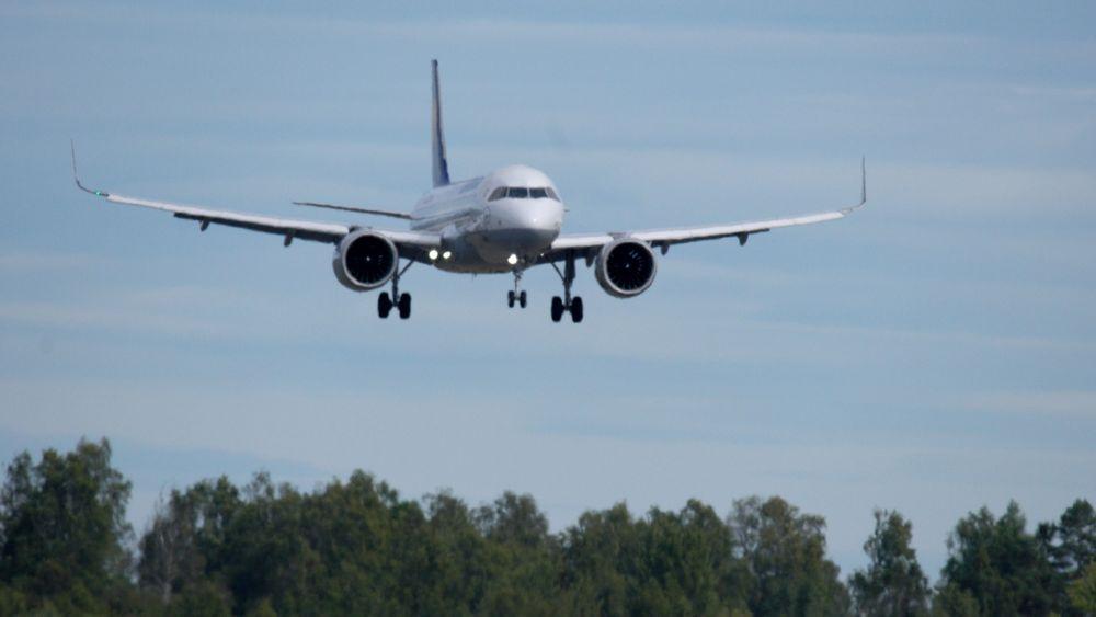 Klimagassutslippet fra luftfarten har økt over 200 prosent siden 1990.