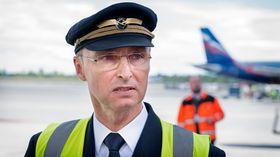 Peter Ostwald har 26 års erfaring med A320.
