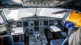 Cockpiten er den samme i neo som i ceo.