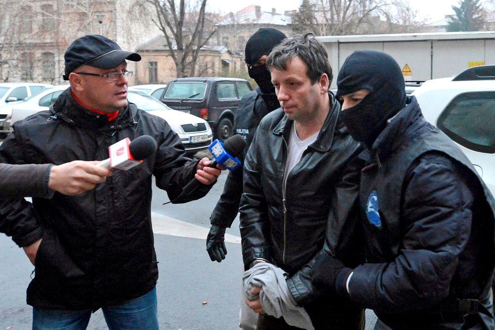 Marcel Lazar ble pågrepet i Romania for fire år siden.