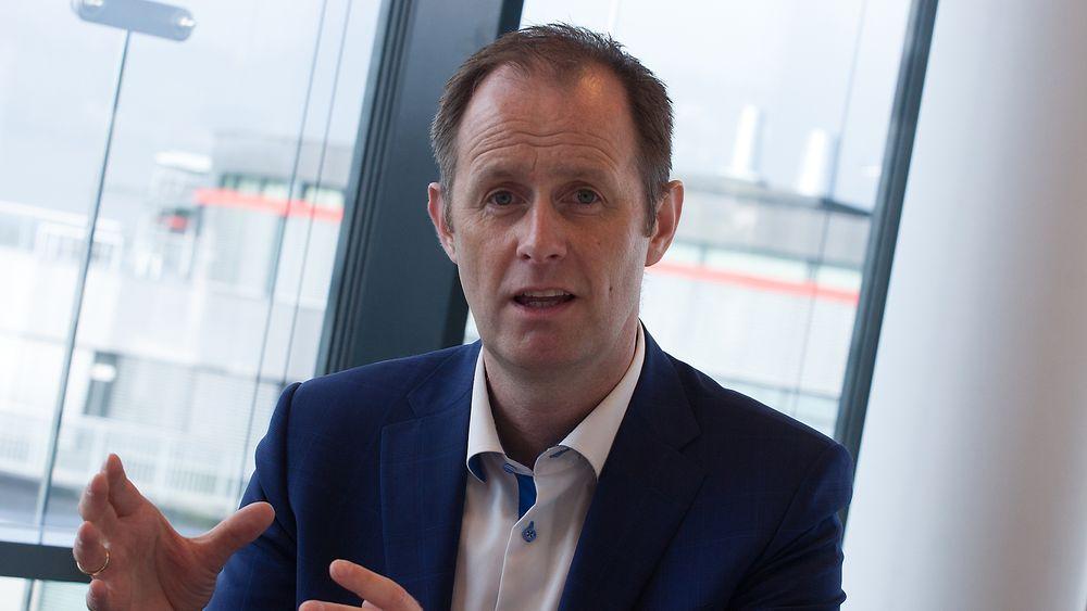 Det ligger an til betydelige innsparinger ved bruk av nettskyen fremfor å drifte IT-systemene selv, mener Tietos norgessjef Christian Schøyen. (Arkivbilde).
