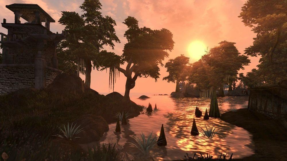 TILBAKEBLIKK: Skyrim er flott, Oblivion er bra, men Morrowind er som å komme hjem