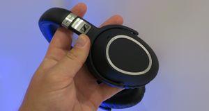Sennheiser PXC 550 Sennheisers trådløse hodetelefoner skal utfordre Bose på støydemping