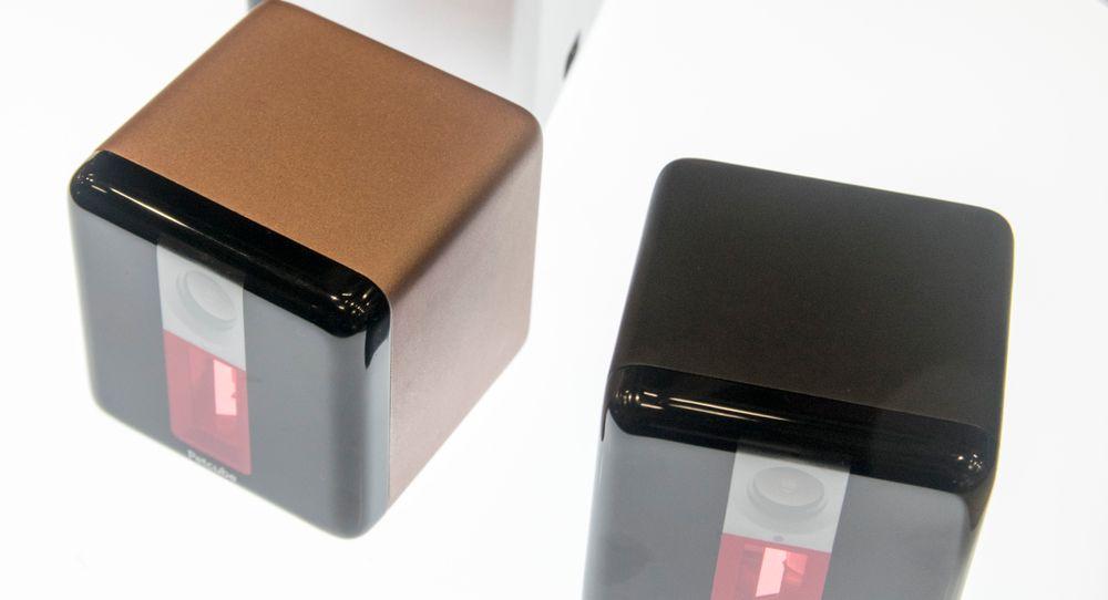 Nye Petcube Play er langt mer kompakt enn forrige generasjon. Den har i tillegg full-HD-video og nattsyn.
