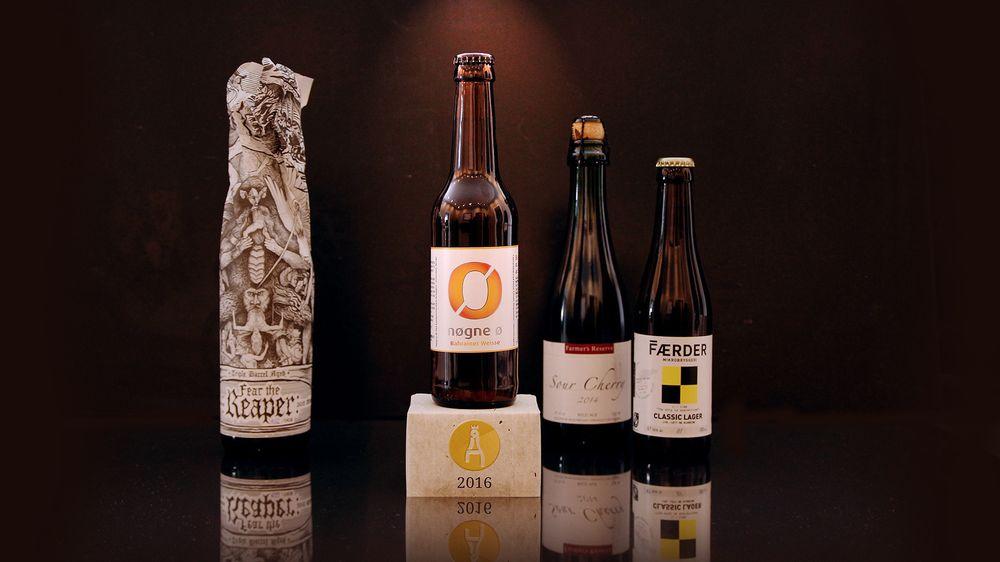 ØL: Nå skal ølet være syrlig, lett og godt. Slik er vinneren av Årets Øl 2016