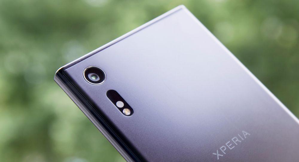 Nytt i Xperia XZ er optisk stabilisering av bildet, laserfokus og en RGB-sensor som skal hjelpe til med eksponering og fargegjengivelse.