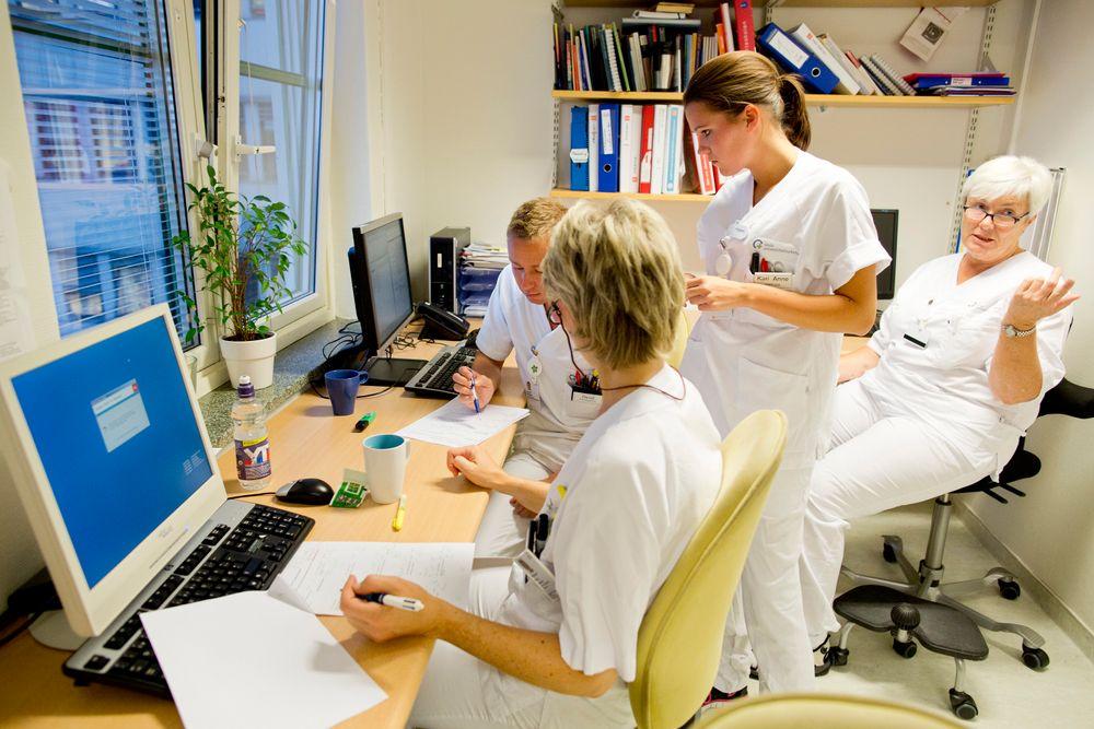 Framtidens helsevesen har mange muligheter for bedre pasienttilpasning, men mye må testes ut før det kan igangsettes. Samarbeid på tvers av landegrenser kan sette fart i prosessene.