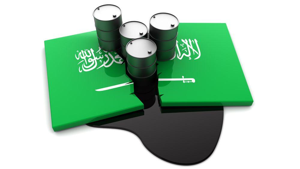 Saudi-Arabia er krumtappen på tilbudssiden i oljemarkedet.