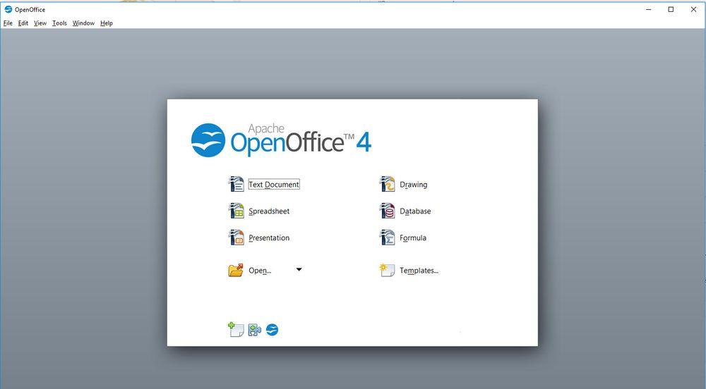 Framtiden til Apache OpenOffice er usikker.