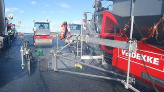 Veidekke skal lage asfalt med trepellets