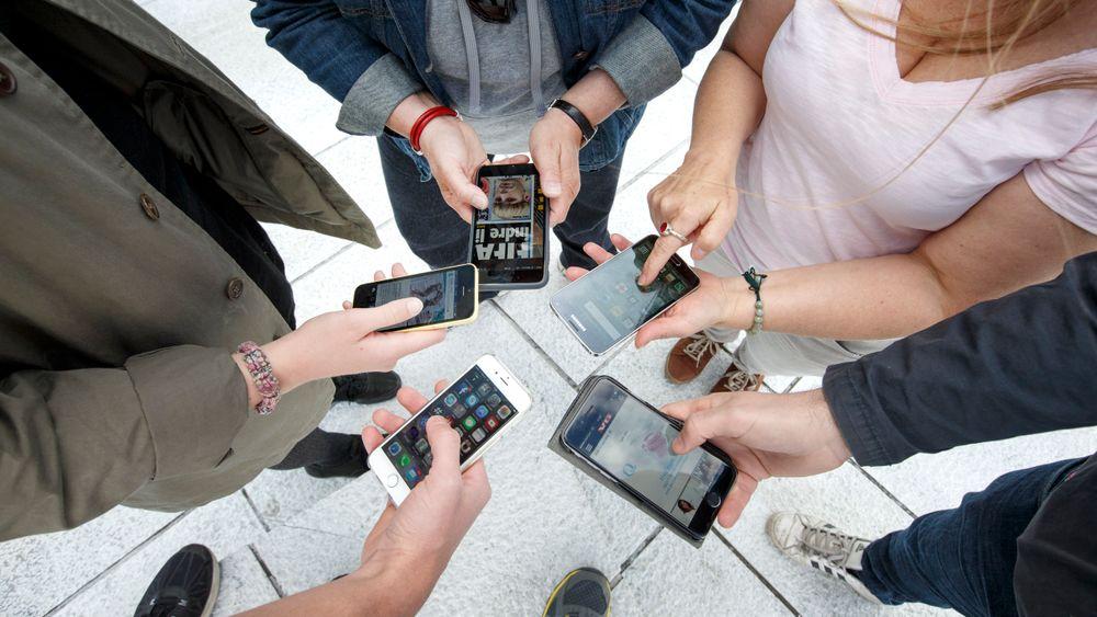 iPhone har dårligere antennekvalitet enn de fleste alternativene ifølge den nordiske undersøkelsen. Illustrasjonsfoto