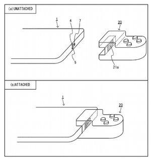 Nintendo har sikret seg et patent på en håndholdt hybridkonsoll med avtagbare taster?