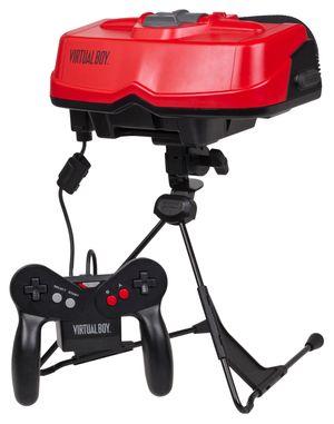 Nintendo tar ofte store sjanser. Noen ganger bommer de fullstendig, som med Virtual Boy i 1995.