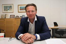 Knut Ørbeck-Nilssen er adm. dir. i DNV GL Maritime med hovedkontor i Hamburg.