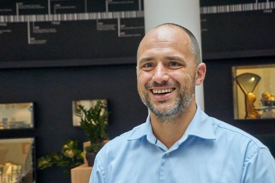 Petter Aamot Vangstein, IT-direktør i REMA 1000.