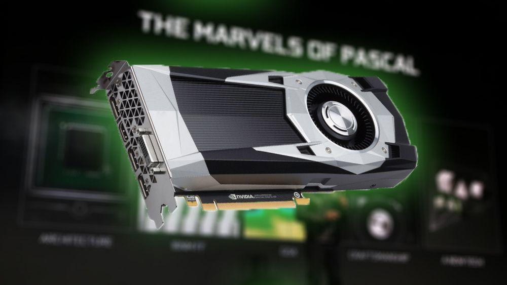 Nvidia skal visstnok ha et nytt Pascal-basert kort på gang. Denne gang GTX 1050.
