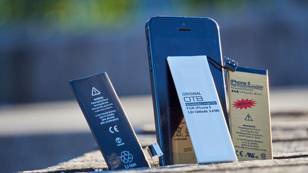 GUIDE: Nytt batteri til en hundrings ga vår gamle iPhone en skikkelig boost