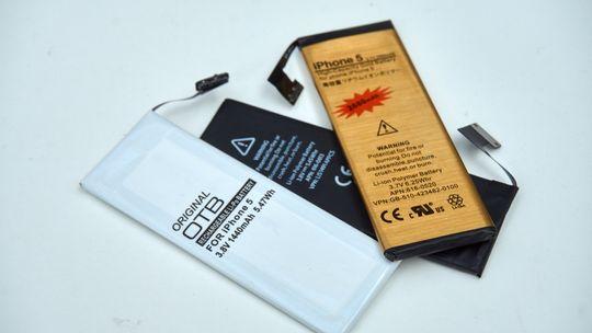 Alle de tre nye batteriene ble testet med samme metodikk.