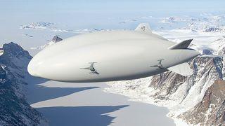 Olje- og gruveindustrien tar i bruk luftskip i Alaska