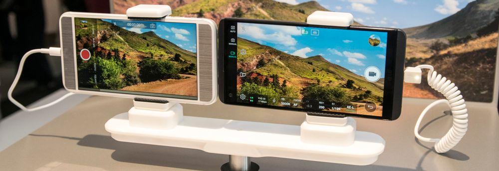 LG sammenliknet videostabiliseringen i V20 med den best forkledte iPhonen jeg har sett på en stund. Forskjellen var dramatisk, men det hadde vært mer relevant å sammenlikne med en av Sonys Xperia-modeller. LG har uansett et overtak over disse også, i form av optisk stabilisering for stillbilder.