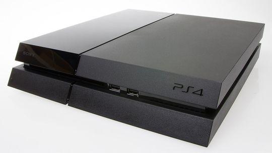 Vi vet ikke hvordan PlayStation Neo skal se ut. Her er en vanlig PlayStation 4.