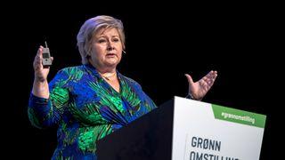Solberg: Vi trenger ikke så mange samfunnsvitere