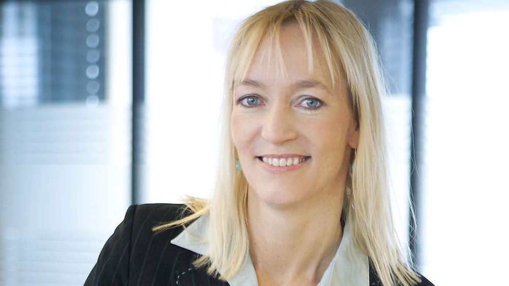Anne-Sofie Risåsen skiller lag med Capgemini, der hun har jobbet i over 20 år fordelt på to perioder.