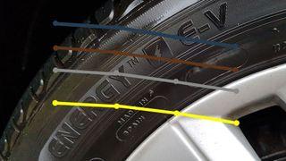 Forskning: Elbil-dekk demper støy like effektivt som støyskjermer