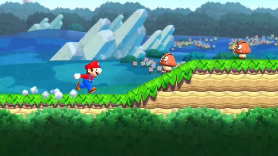 Mario er på vei til mobil og nettbrett