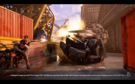 Uncharted 4 er et av spillene som ble vist frem.