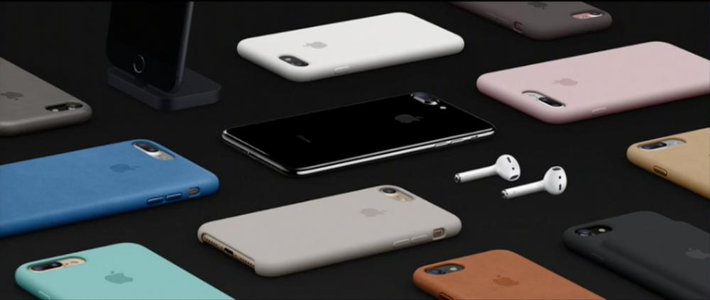 iPhone kommer i mange farger og med mange nye deksler.