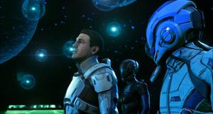 De første spillscenene fra Mass Effect: Andromeda er ute